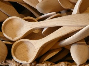 How Wooden Spoons Are Made Ecosall